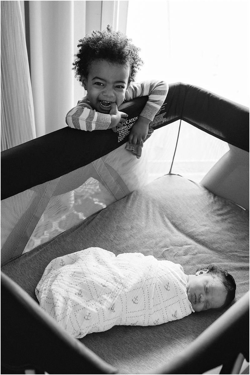 Los Angeles newborn photography by Miranda Corbell Photography
