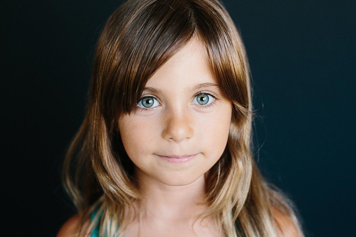 natural child portraits los angeles