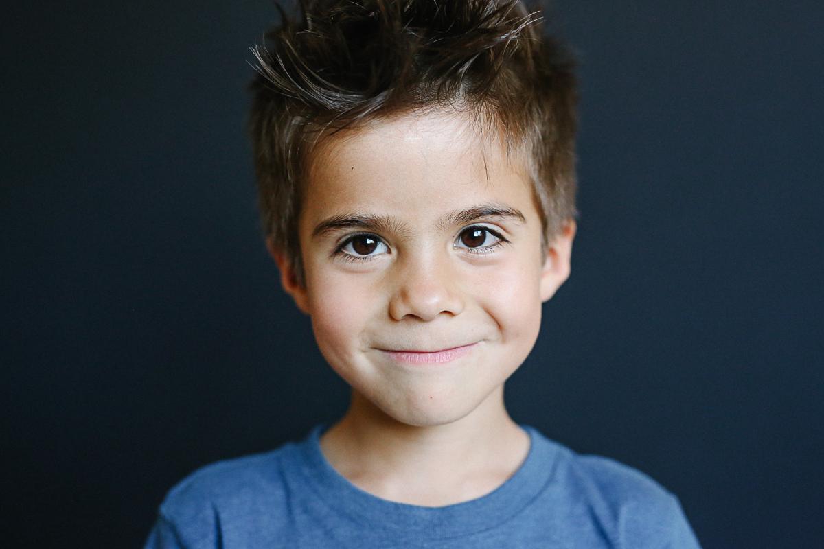 child studio portraits los angeles
